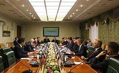Комитет СФ поэкономической политике заслушал выступление руководителя ФАС оприоритетах ведомства
