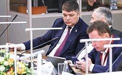 Д.Василенко принял участие в12-м Российско-Германском сырьевом форуме вСанкт-Петербурге