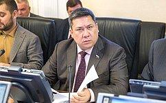 В. Полетаев провел встречу сработниками социальной сферы Республики Алтай