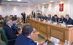 В.Матвиенко: При банкротстве кредитных учреждений надо защитить самых уязвимых клиентов– физических лиц ималый бизнес