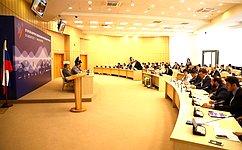 Наплощадке Второго Форума социальных инноваций регионов состоялось заседание Молодежного социального совета