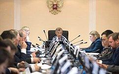 С. Жиряков: Регионам следует активизировать работу попереходу нановую систему обращения ствердыми коммунальными отходами