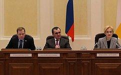 Н.Федоров: Необходимо расширить возможности участия граждан впринятии градостроительных решений
