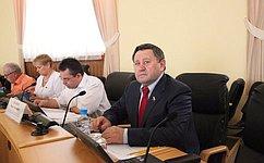 М. Пономарев: Послание Губернатора– важный политический документ, объединяющий жителей Тюменской области для решения конкретных задач