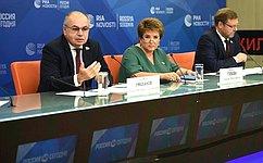 Растёт уровень представительства игеография участников Ливадийского форума– И.Умаханов
