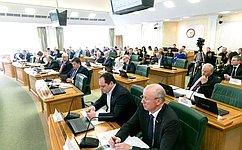 Влияние бюджетной обеспеченности насбалансированность бюджета Адыгеи обсудили назаседании профильного Комитета СФ