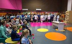 Входе Десятилетия детства все детские медицинские учреждения нужно привести видеальное состояние— В.Матвиенко