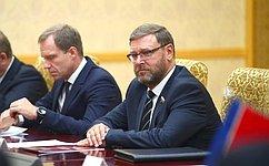 К. Косачев: Отношения между Россией иКНДР– важнейший фактор стабилизации ситуации наКорейском полуострове