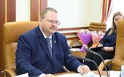 О.Мельниченко: Граждане должны быть информированы осроках принятия решений посоциально значимым вопросам