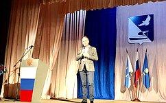 Руководство Астраханской области придает решению проблем школ приоритетное значение— А.Башкин