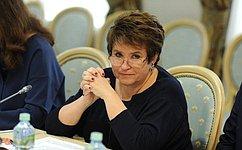 Л. Глебова: Молодежный пресс-центр впервые будет работать наЕвразийском женском форуме вСанкт-Петербурге