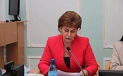Т. Гигель: Молодежный парламент Республики Алтай— кадровый резерв будущих политиков иобщественных деятелей