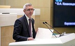 Сенаторы одобрили изменения встатью законодательства окультуре изакон онародных художественных промыслах