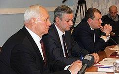 Н.Тихомиров: Череповецкий госуниверситет станет центром технологического исоциального развития Вологодской области
