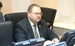 О.Мельниченко: Откачества городской среды напрямую зависит качество жизни населения