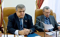 В. Джабаров провел встречу сделегацией парламента Хорватии