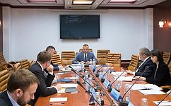 К. Добрынин провел заседание рабочей группы помониторингу закона облогерах