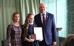 Н. Тихомиров: Среди современных детей немало настоящих героев, проявляющих мужество вэкстремальных ситуациях