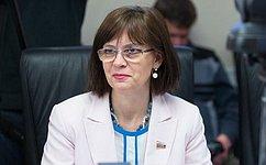 Е.Попова приняла участие воВсероссийском форуме «Многодетная Россия»