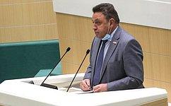 Сенаторы Сергей Колбин иБелан Хамчиев вошли вКомитет Совета Федерации пообороне ибезопасности