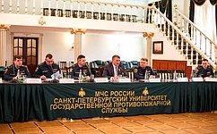Самоорганизация общества, культура безопасности играют значительную роль вбудущем страны— Ю.Воробьев