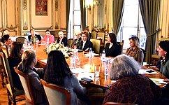 Г.Карелова: Женское сообщество играет важную роль впреодолении современных вызовов