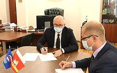 О.Цепкин: ВЧелябинской области активно реализуется проект «Шахматный всеобуч»
