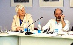 О. Тимофеева: Россия последовательно выступает заразвитие международного гуманитарного права