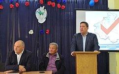 В. Полетаев: Совместная работа федеральных, региональных иместных органов власти повысит качество жизни населе