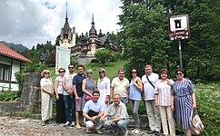 День России широко отметили вРумынии— Н.Косихина