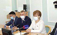 Т. Гигель: Ситуация собеспечением лекарствами вРеспублике Алтай стала меняться влучшую сторону