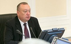 В. Тюльпанов: Президент РФ подчеркнул, что Россия продолжает устойчивое развитие врамках стратегии защиты национальных интересов