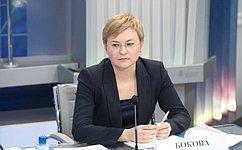 Л. Бокова представила предложения позащите детей отинтернет-угроз