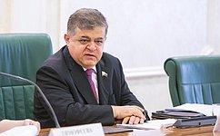Китай готов кравноправному сотрудничеству сРоссийской Федерацией— В. Джабаров