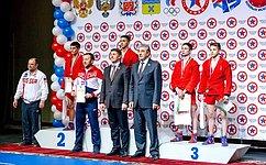 Соревнования высокого уровня дают стимул для развития самбо вОренбуржье— А.Шевченко