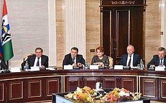Н.Болтенко: Российско-белорусские отношения развиваются повосходящей линии