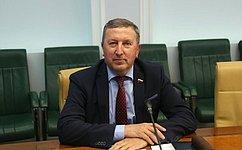Вэтом году поддержка состороны некоммерческих организаций была особенно ощутима— С.Березкин