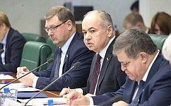 ВСФ прошел «круглый стол», посвященный будущему парламентской дипломатии