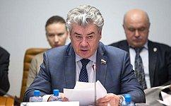 В.Бондарев провел совещание, посвященное проблемам накопительно-ипотечной системы кредитования военнослужащих