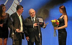 В. Федоров принял участие вежегодной церемонии вручения Национальной премии задостижения всфере безопасности дорожного движения «Безопасность– дело каждого»