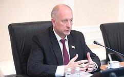С.Рыбаков: Необходимо усилить внимание квопросам охраны культурно-исторического наследия