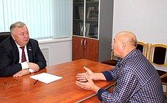 Надо установить строгую ответственность должностных лиц заволокиту при рассмотрении обращений граждан– В.Николаев