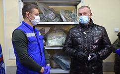 С. Горняков провел мониторинг аптек вВолгограде напредмет наличия противовирусных препаратов