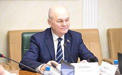 М. Щетинин: СФ проводит мониторинг разработки подзаконных актов для обеспечения эффективного развития рыбохозяйственного комплекса