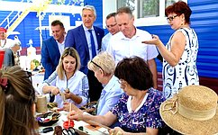 А. Башкин: Жизнь пожилых людей вАстраханской области становится еще более активной икомфортной
