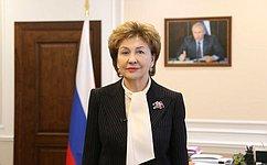 Г. Карелова: Россия выступает заразвитие международного сотрудничества вборьбе сонкологическими заболеваниями