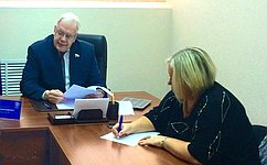 С.Попов: Поддержка самодеятельности граждан— важнейшая задача власти вцелях повышения всей системы управления