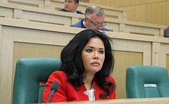 О.Белоконь: Конгресс женщин стран-участниц ШОС иБРИКС стал эффективной площадкой поразвитию международного женского сотрудничества