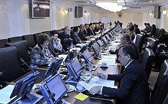 Парламентарии России иАзербайджана активно работают над гармонизацией нормативно-правовой базы двух стран