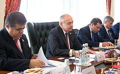 И. Умаханов: Отношения России иМарокко развиваются вдухе стратегического партнерства